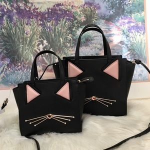 2 Kate spade Jazz Things Up Hayden Satchels